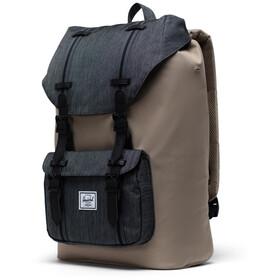 Herschel Little America Mid-Volume Backpack 17l, beige/gris